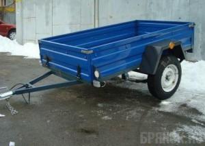 Продаю прицепы для легковых авто импортного и отечественного производства Изготовление транспортных тележек для...