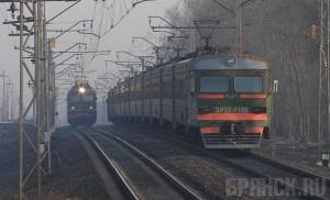 Электрички до Украины не восстановят