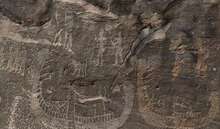 Найдено древнейшее изображение фараона